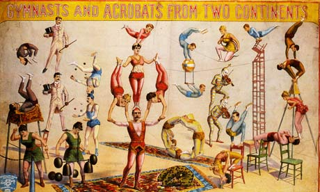 victorian-circus-poster
