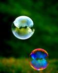 2 Bubbles (courtesy of Heather Scott Photography)