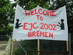 Welcome to EJC Bremen Sign