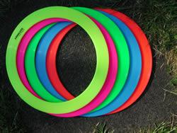 5 Juggling Rings