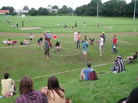 Quidditch Juggling Game