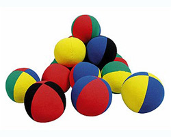 Numbers Juggling - keeping more than 3 objects in the air - some useful hints and tips!